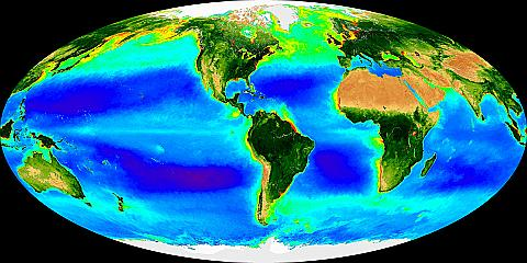 Image of The Global Biosphere (Mar 98 - Jun 02)