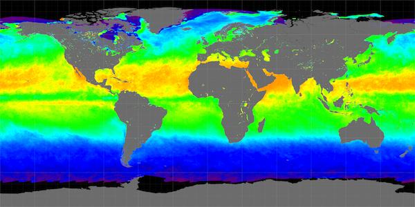 nasa ocean color - photo #15