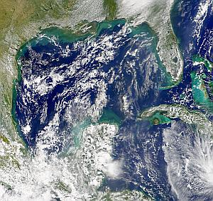 Gulf of Mexico on 28 September 2002