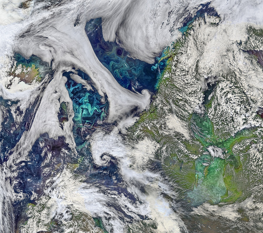The Difficulty of Ocean Color Remote Sensing